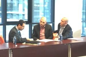 Stig meets with Suez Economic Zone Authority