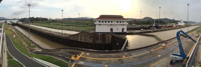Panama Canal / Photo: StigΔ